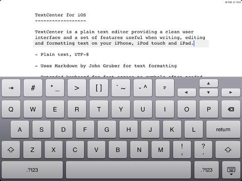 TextCenter
