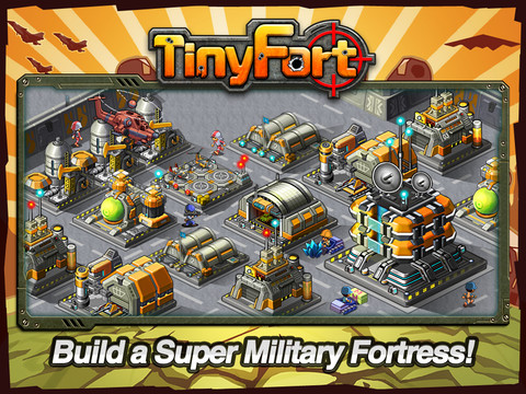 Tiny Fort HD