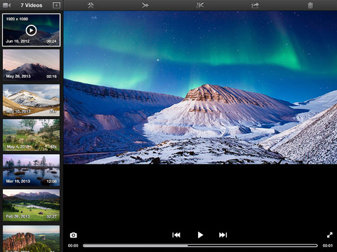 Videon - Video Camera with Zoom and Editor