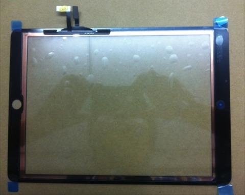 Supuesto digitalizador del iPad 5