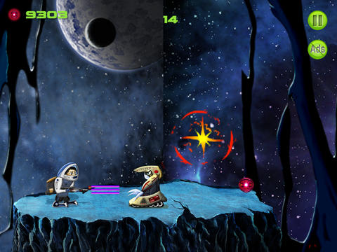 A Hobbit Space Shooter 2 PRO - Lost on The Evil Zombie Planet