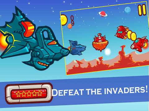 Attacks of the Space Invaders