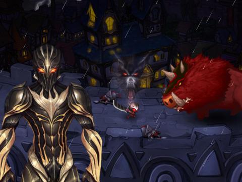 Dark Slayer Ex