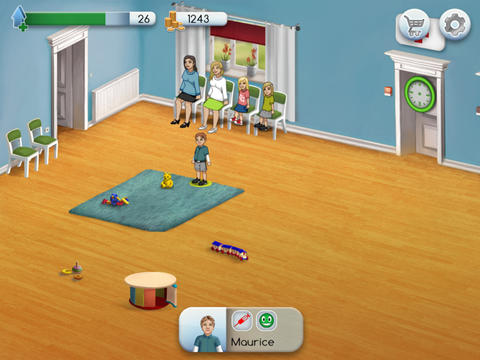 Dreamjob Kid's Doctor – My little hospital