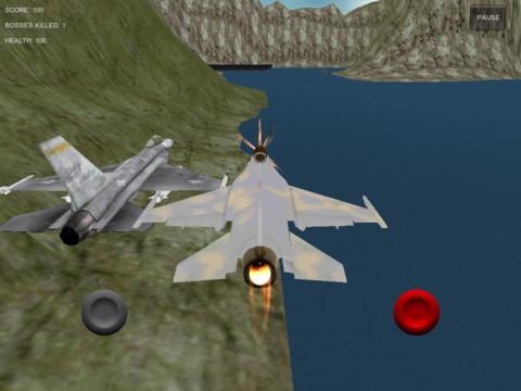 F16 Battle!
