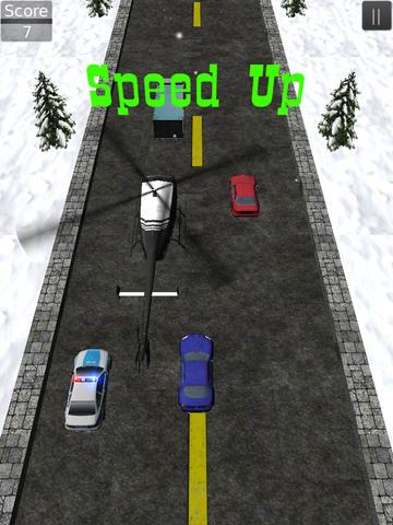 Highway Police Car Chase Smash Bandits 3D