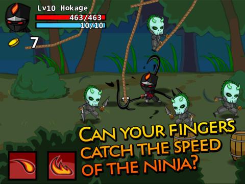 Ninjas - STOLEN SCROLLS
