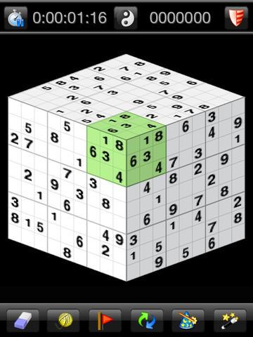 Sudoku 3D Paid