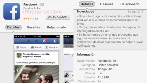 Facebook 4.6