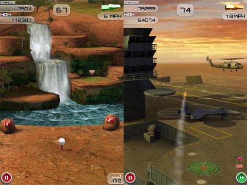 Flick Golf Extreme!