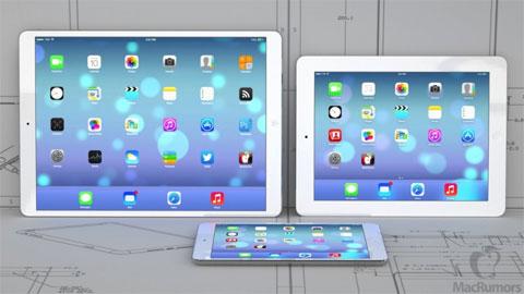 iPad de 12,9 pulgadas
