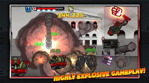 Angry Robot: Wall Street Titan