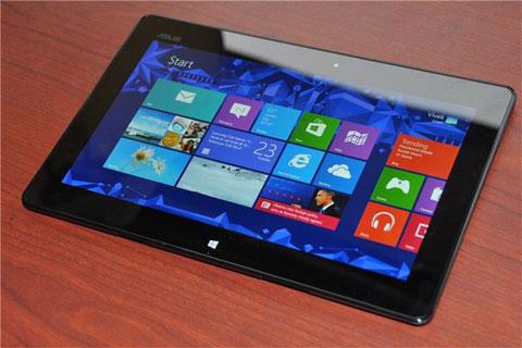 Tableta Asus con Windows RT