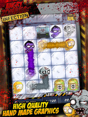 Angry Zombies Infection