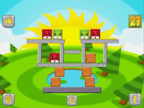 Falling Cube Saga