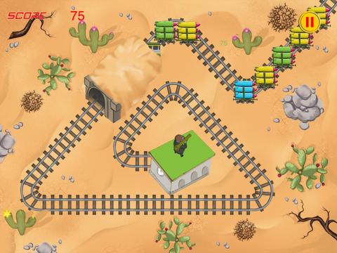 Runaway Train Attack