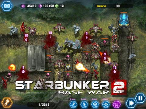 StarBunker2- Base War HD