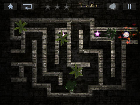 The Ancient Maze
