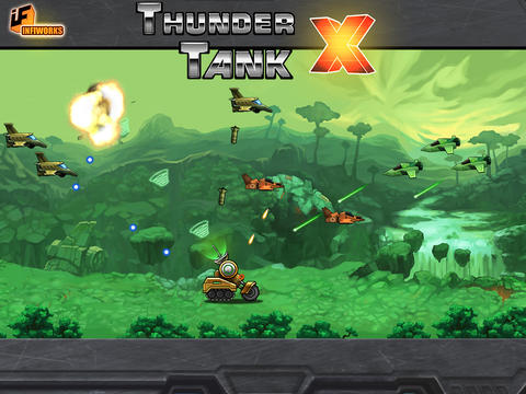 Thunder Tank 2- Invade