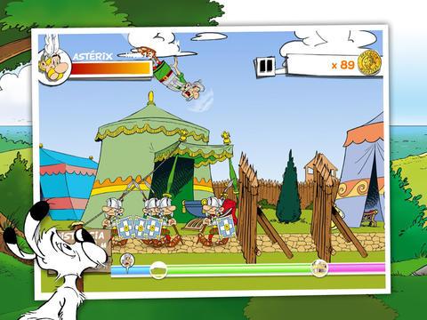 Asterix- MegaSlap