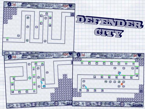 Defender City