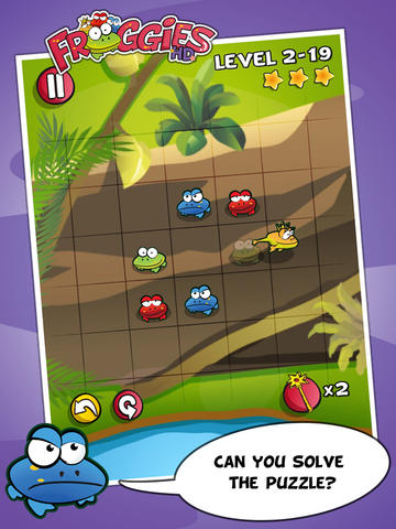 Froggies HD