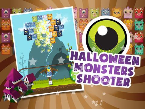 Halloween Monsters Shooter HD