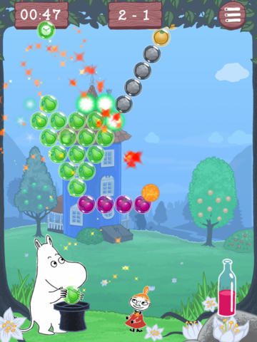 Moomin Bubble