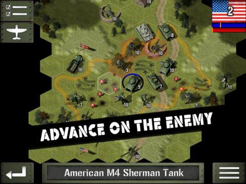 Tank Battle- 1944