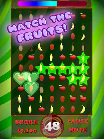 Tap Crush Fruit