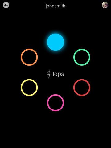 Circles Memory Game