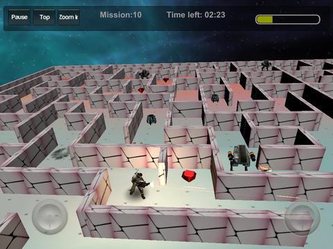 Gangstar Maze III HD - Labyrinth