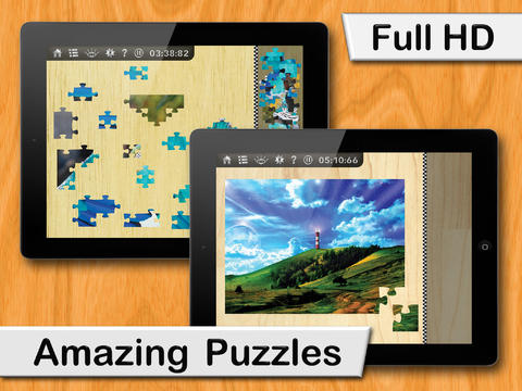 Jigsaw Puzzles Deluxe HD