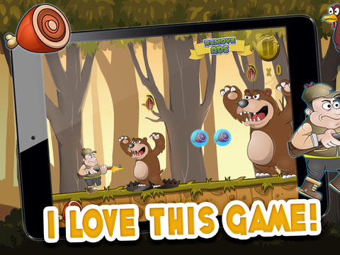 Big Trophy Deer Hunter Challenge