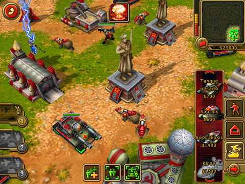 COMMAND & CONQUER™ RED ALERT™ for iPad