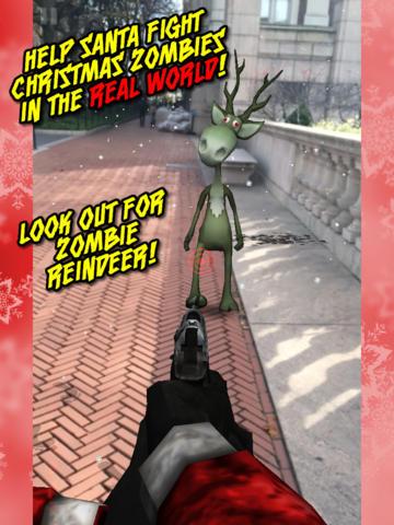 Christmas Zombies Everywhere!