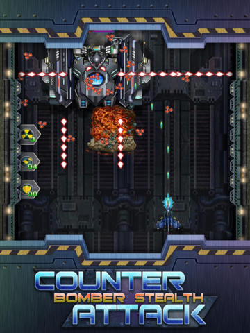 Counter Attack-Stealth Bomber