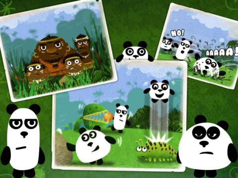 Escape 3 Pandas