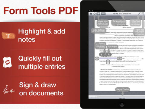 Form Tools PDF
