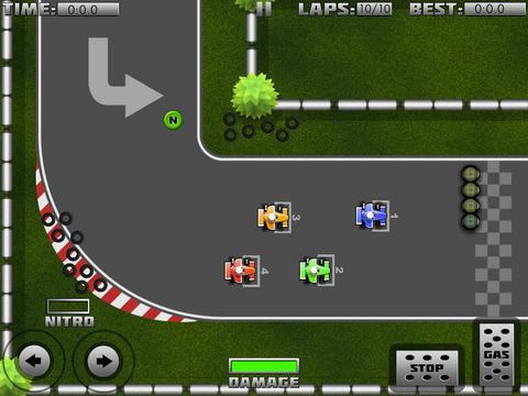 Nitro Cars Racing HD