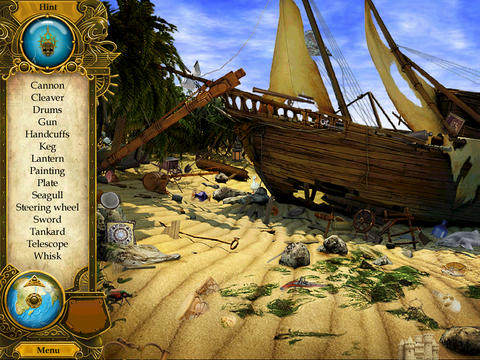 Pirate Mysteries HD