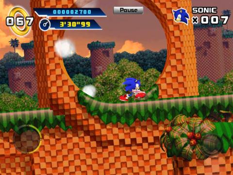 Sonic The Hedgehog 4™ Episode I HD