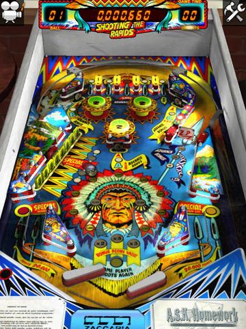 Zaccaria Pinball Master Edition