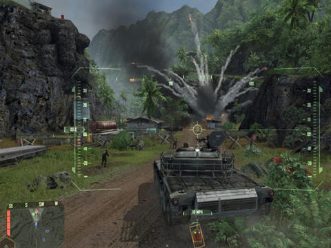 Great World of Tanks 3D