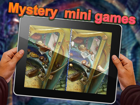 Hidden Object- Dangerous Walk - Mystical Story