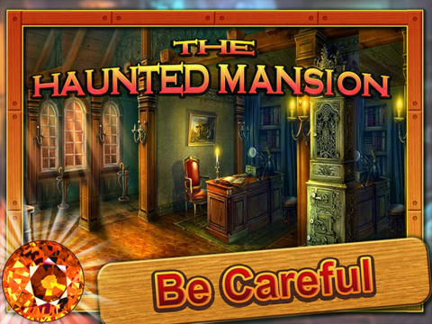 Hidden Object - The Haunted Mansion