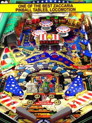 Locomotion Pinball