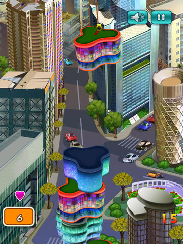Metropolis Tower Block Pro