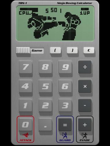 Ninja Boxing Calculator