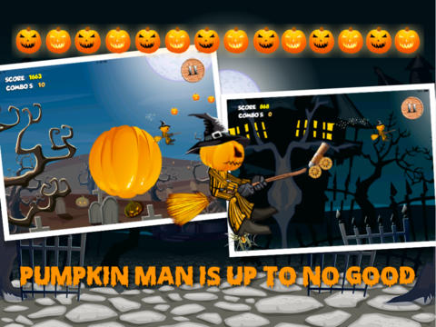 Pumpkin Man Adventure Pro – race to escape free